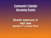 Community Calendar Sep 23 2012