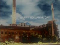 Happy No Labor Day Red Factory