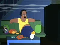 Cleveland Show TV Glow