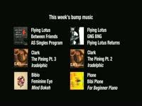 Bump Music Jan 20 2013