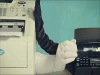 Twisted Fax Machine 6: Suspicion