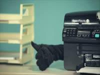 Twisted Fax Machine 11: Loss
