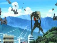 Toonami Evangelion 1.11 Back 1