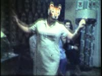 Meow Meow: Dancing with Mask
