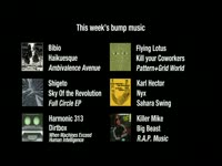 Bump Music Apr 14 2013