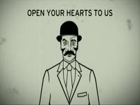 Open Your Hearts to Us