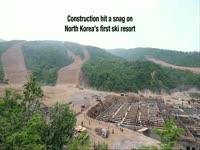 North Korean Ski Resort