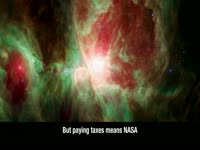 Please Pay Taxes for NASA
