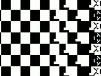 Mooninites Checkerboard