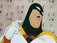 April Fools 2014 Voicework 10 - Space Ghost
