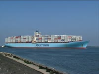 Tagged Videos: Container Ship 'Elly Maersk'
