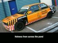 Ian Shepherd's Car