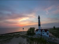 Tagged Videos: Big Sable Point Lighthouse