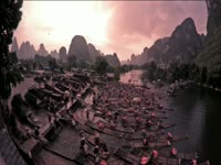 Tagged Videos: Rafts on Yulong River