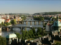 Tagged Videos: Charles Bridge on Vltava River