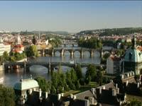 Tagged Videos: Charles Bridge on Vltava River