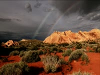 Tagged Videos: Desert Rainbow