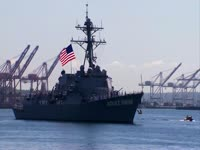 Tagged Videos: USS Halsey