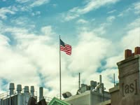 Tagged Videos: USA Flag over Manhattan